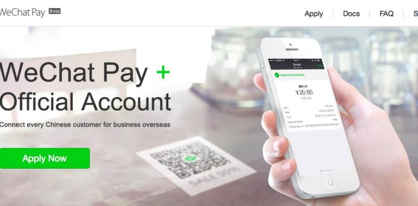 Adyen Adds WeChat Pay To Its Platform Globally