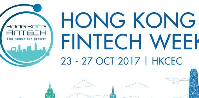 Hong Kong Fintech Week 2017– Day 1 Highlights
