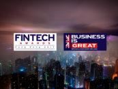 Launch of DIT Hong Kong FinTech Awards 2017