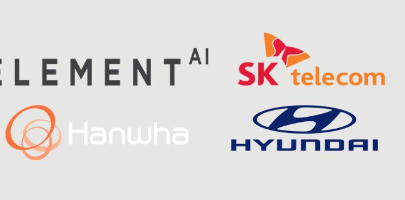 SK Telecom, Hyundai Motor Company, Hanwha & Element AI Create US$45M Global AI  Fund
