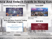 Digital Finance And Fintech Events In Hong Kong To Attend