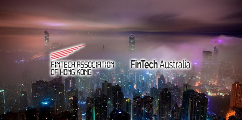 FinTech Association of Hong Kong Partners with FinTech Australia
