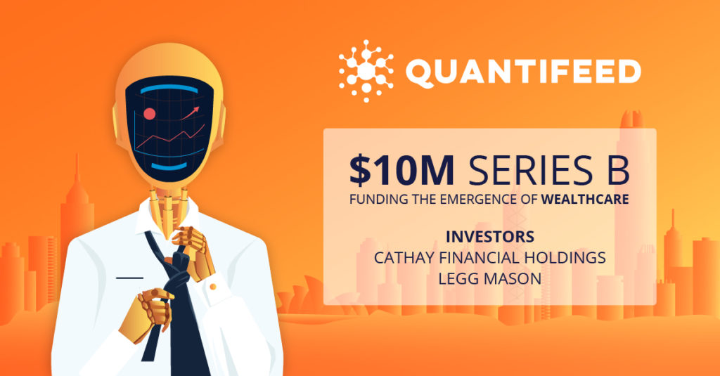 quantifeed series B funding