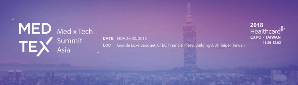 MedTex Summit Asia 2018