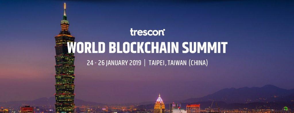World Blockchain Summit Taipei