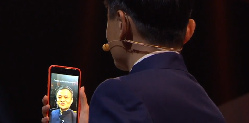QR Codes Are Out, Soon You'll Only Need to Show Your Face to Pay in China