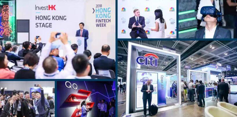 10 Reasons To Attend The Hong Kong FinTech Week 2019