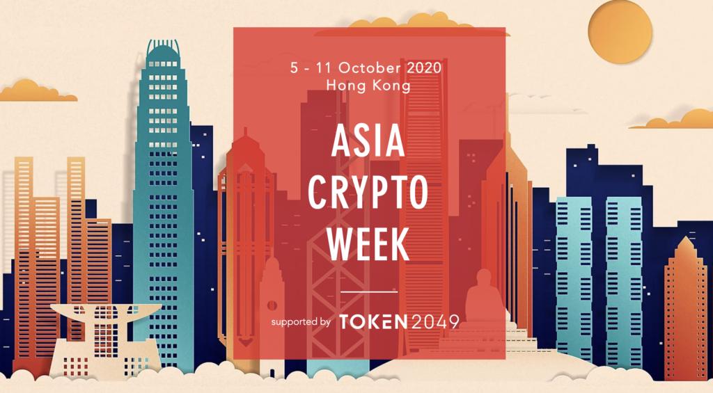 Asia crypto week 2020