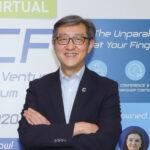 Peter Yan, CEO of Cyberport