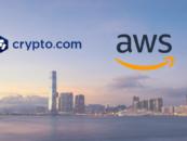 Crypto.com Picks AWS as Its Cloud Provider
