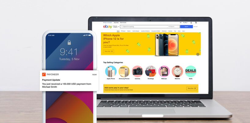 Payoneer Ties up With eBay for E-Commerce Deal in China