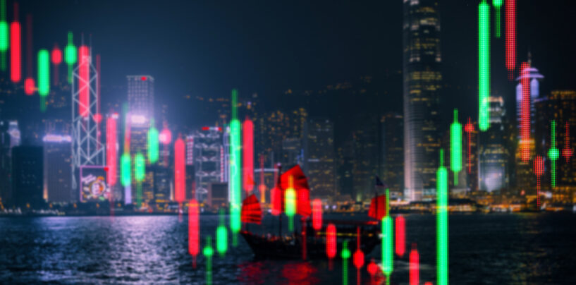 The Stock Market Decline in Hong Kong