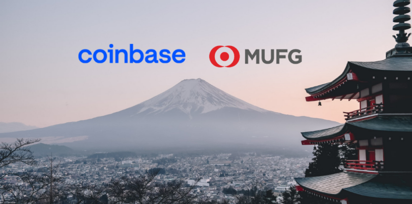 Coinbase Inks Deal With MUFG To Set Up a Crypto Exchange in Japan