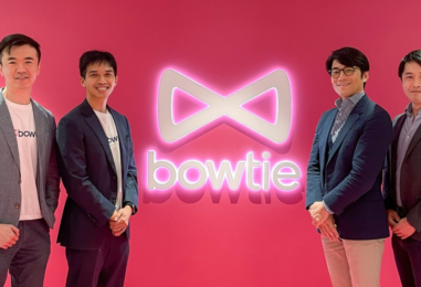 Hong Kong's Virtual Insurer Bowtie Closes US$22.6 Million Series B1 Led by Mitsui