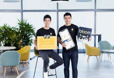 ZA-Backed Startup Bloom Partners With Visa to Create a Cashback App